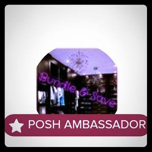 🎉I'M A POSH AMBASSADOR! 🎉😄